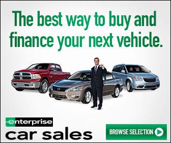 Enterprise Car Sales