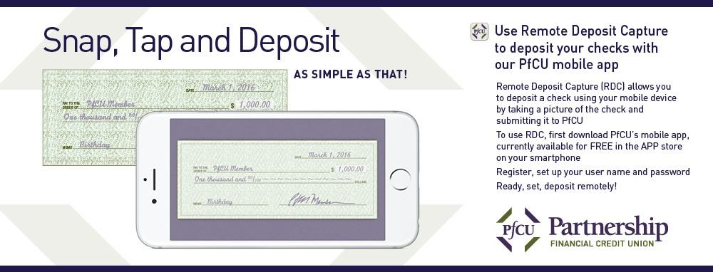 Remote Deposit Web New