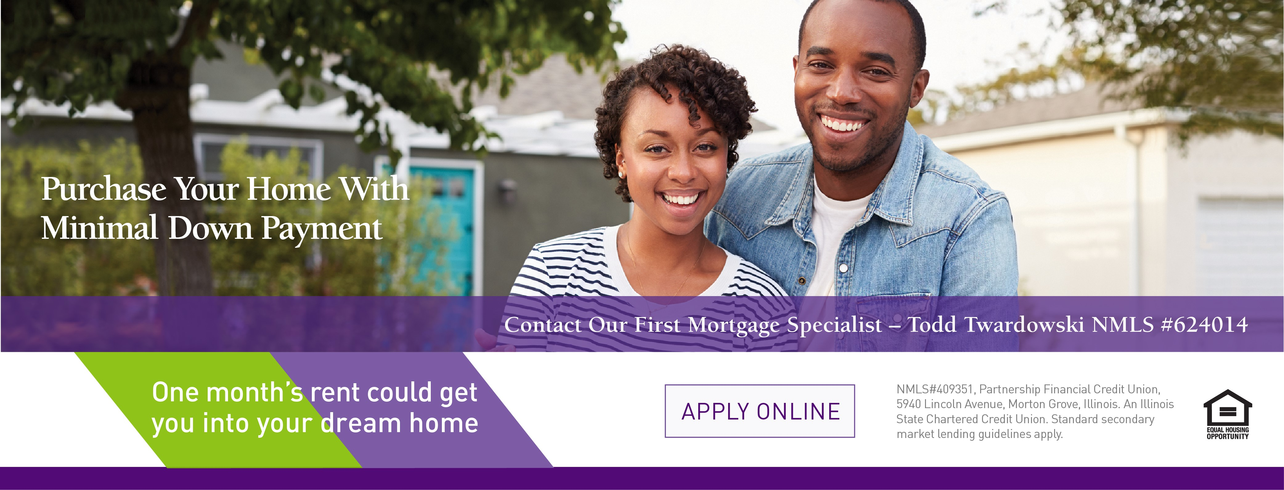 Purchase Your Home With Minimal Down Payment