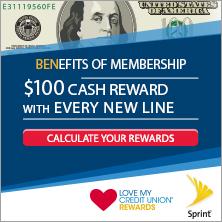 Love My Credit Union Rewards Program