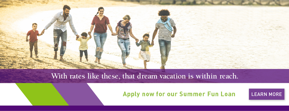 Apply for our Summer Fun Personal Loan